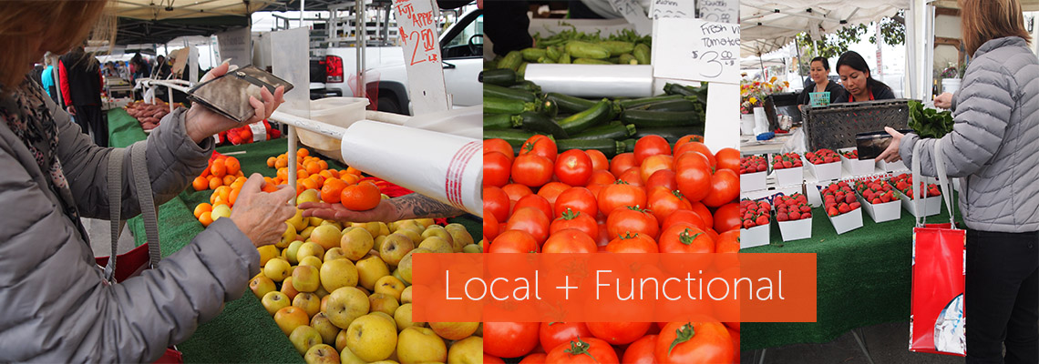 Local + Function